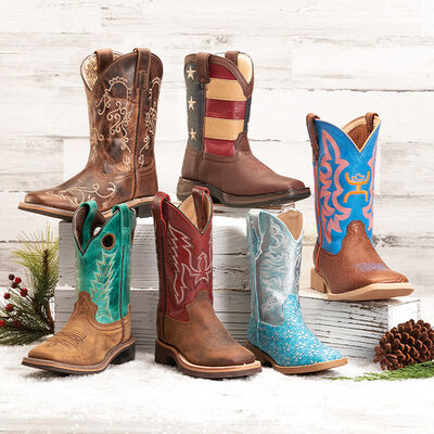 Kids' Boots & Shoes