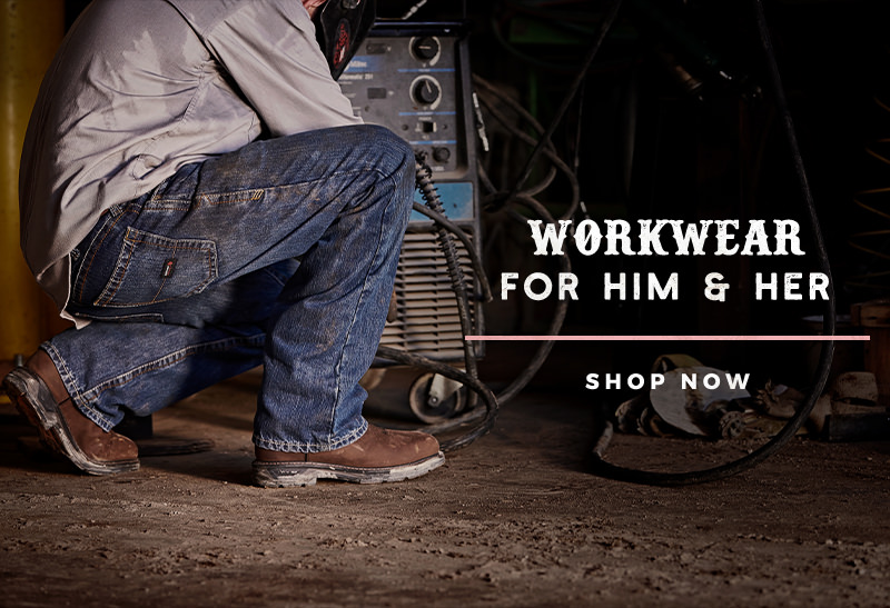 Shop Now all your workwear needs