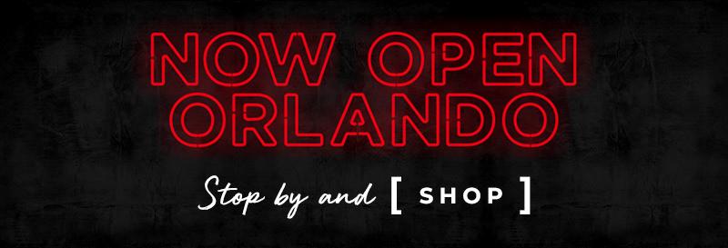 Orlando Now Open