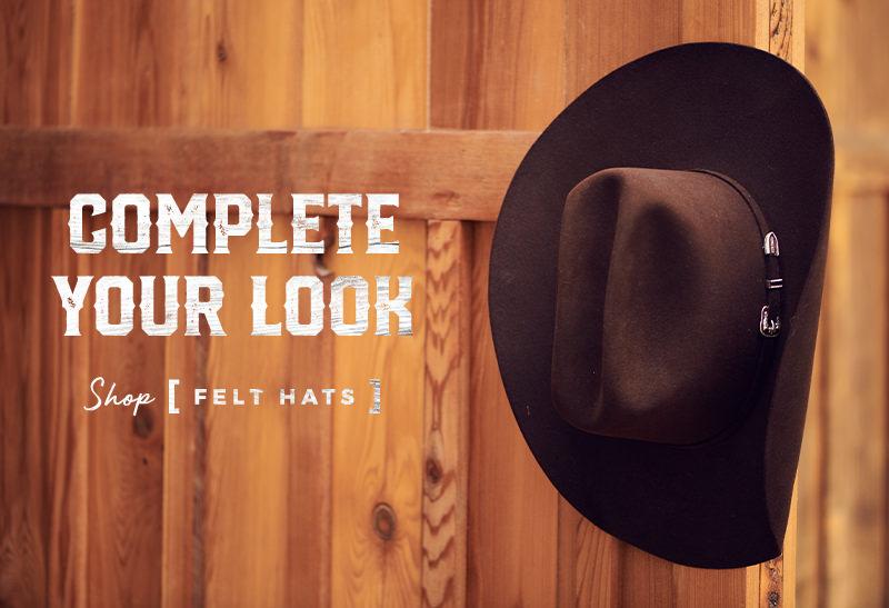 Shop Felt Hats