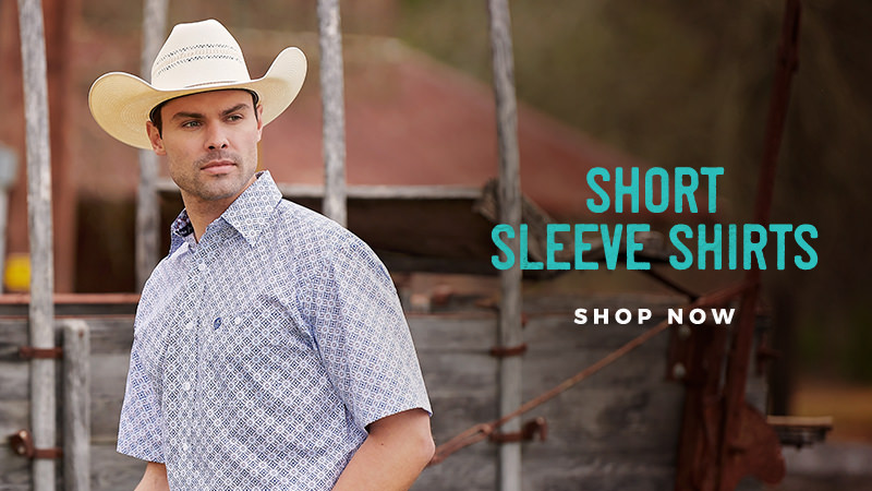 Shop Our Collection of Men's Spring Short Sleeve Shirts