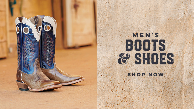 Shop Our Collection of Men's Boots & Shoes