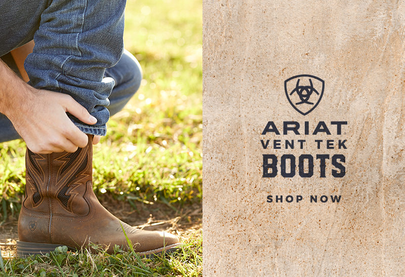 Shop Our Collection of Ariat VentTEK Apparel and Footwear