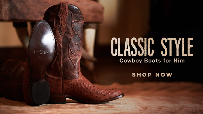 Shop Cowboy Boots for Him