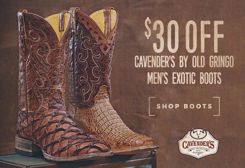 Cavender,s by Old Gringo