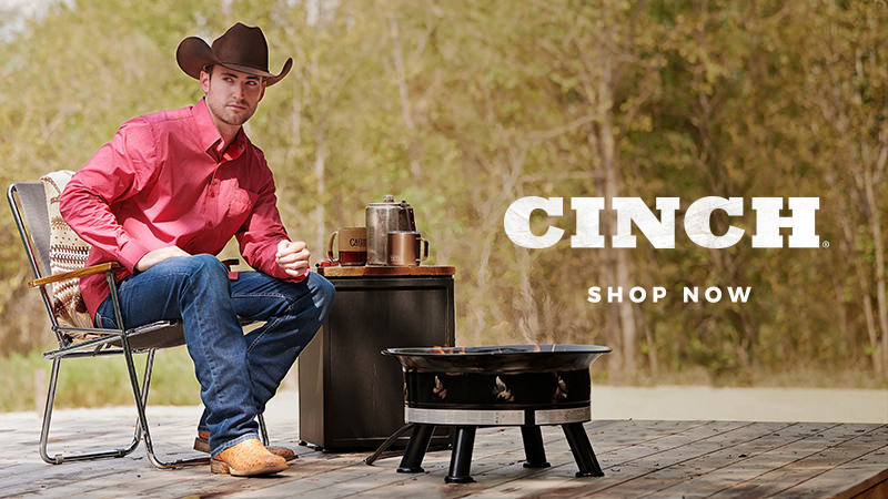 Shop Now for Cinch