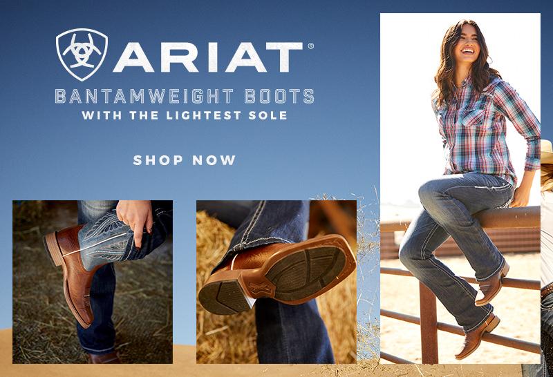 Shop Ariat Bantamweight Boots
