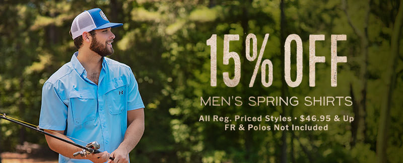 Men's Spring Shirts