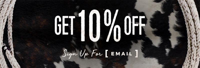 Sign Up for Email and Save 10%