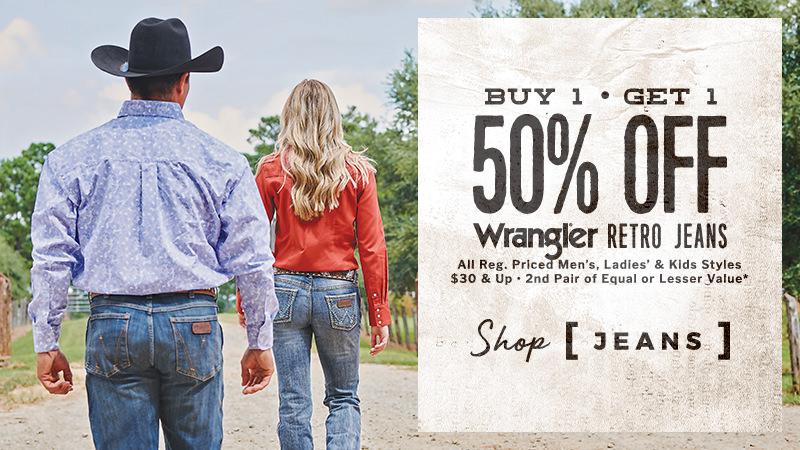 Wrangler Retro Jeans