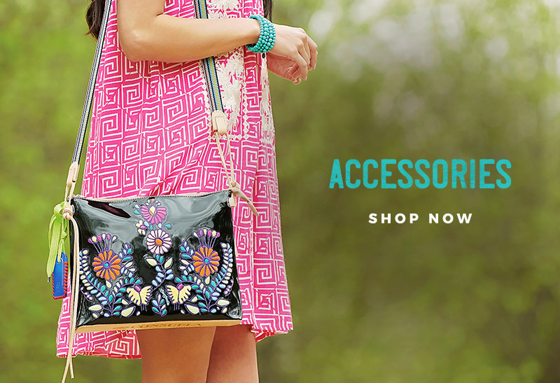 Shop Our Spring Accessories online and in-store