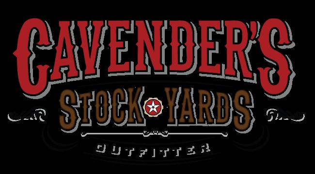 Cavender's Stockyard Logo