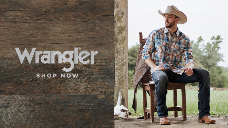 Wrangler - Shop Now