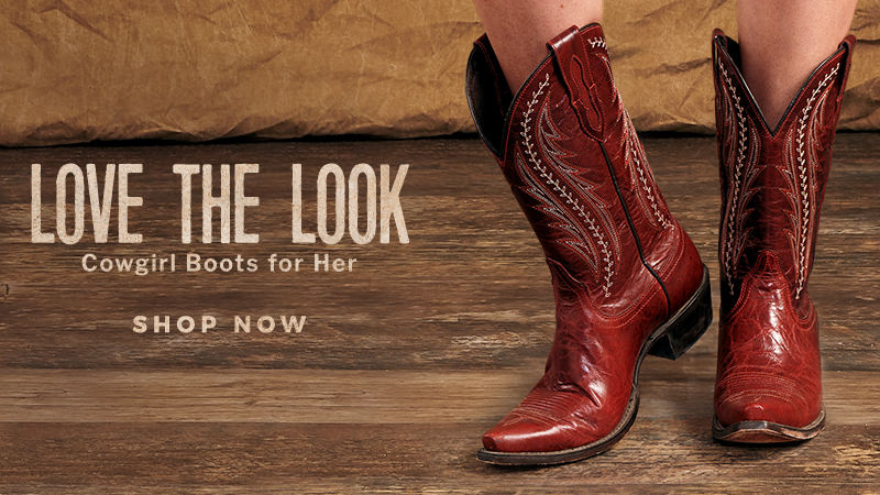 Shop Cowboy Boots for Her