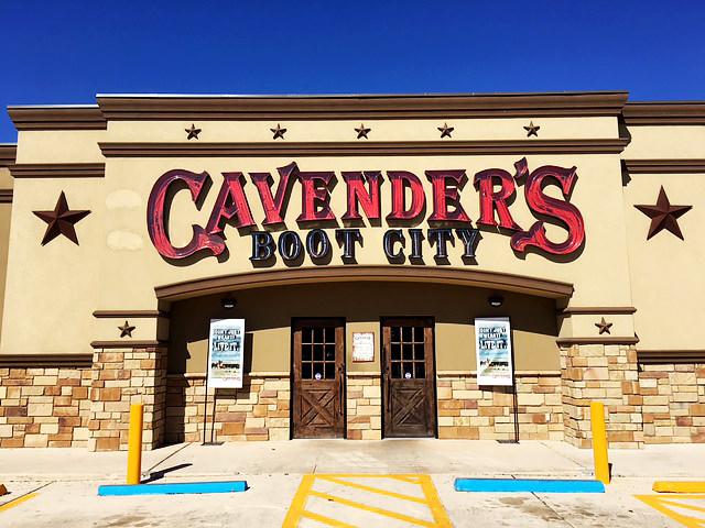 Cavender S Boot City At 5075 Nw Loop 410 In San Antonio Tx