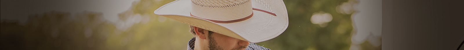 Men's Western Hats
