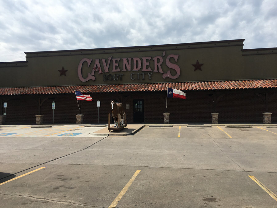 Cavender S Boot City At 3317 N Central In Plano Tx