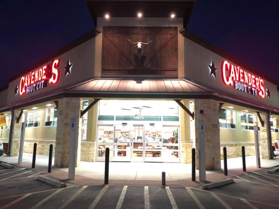 Cavender S Boot City At 10673 Culebra Rd In San Antonio Tx