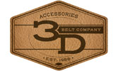 3D Belt Company Accessories