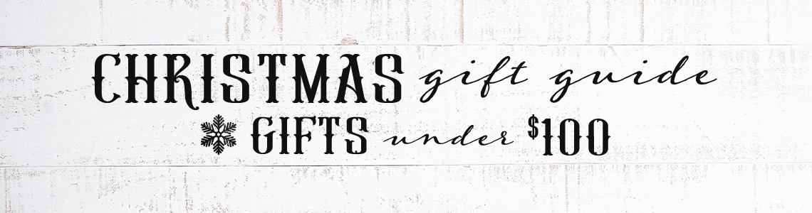 Under $100 Holiday Gift Guide from Cavender's