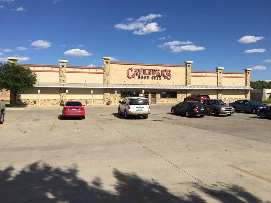 Cavender's Boot City at 628 NE Loop 820 in Hurst, TX