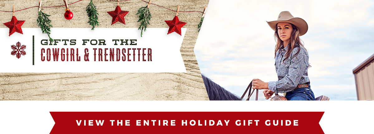 Ladies' Holiday Gift Guide from Cavender's