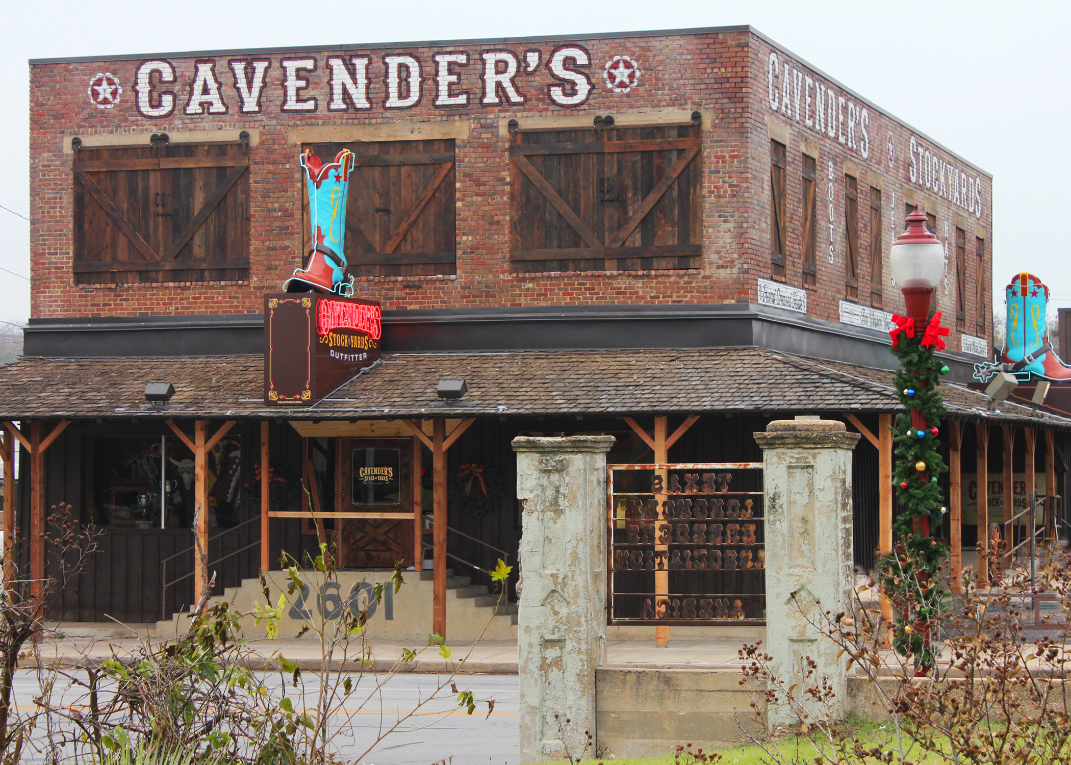 Cavender's Stock Yards
